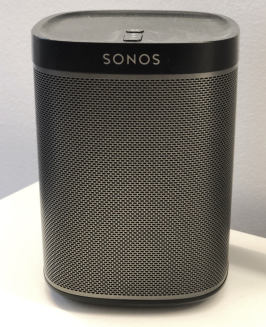 sono soundbox on table